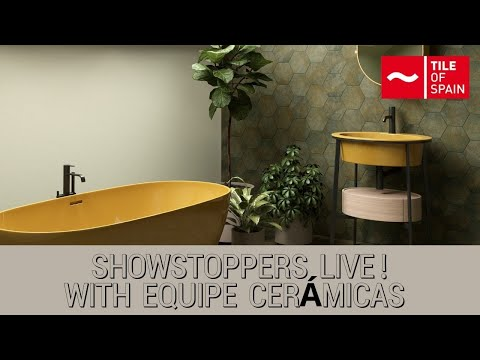 Showstoppers LIVE! with Equipe Cerámicas
