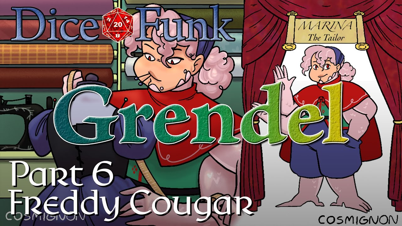 Download Dice Funk S8: Part 06 - Freddy Cougar