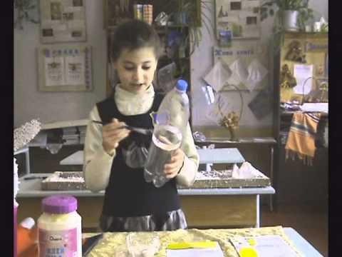 Новогодний заяц из пластиковой бутылки смотреть онлайн