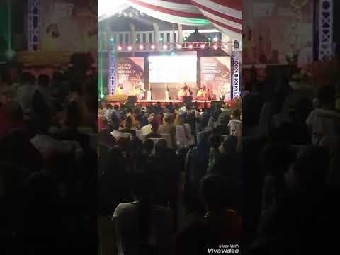Pembukaan festival pesona moyo 2017