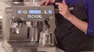 Breville Oracle Dual Boiler Espresso Machine | Williams-Sonoma