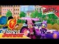 3 momentos mágicos con Mickey y los Superpilotos - La Furgoneta, Viva Roma y las nuevas niñeras