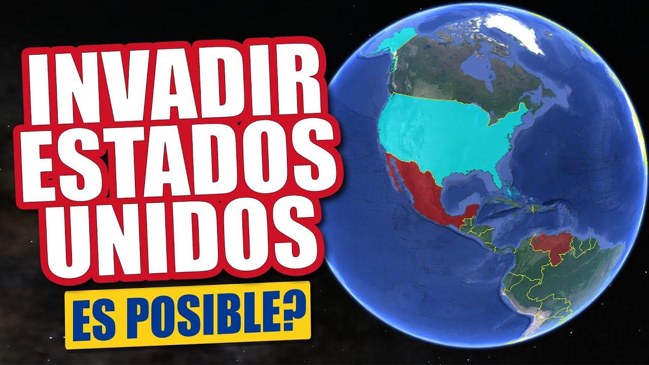 Invadir Estados Unidos : Es posible? (2020)