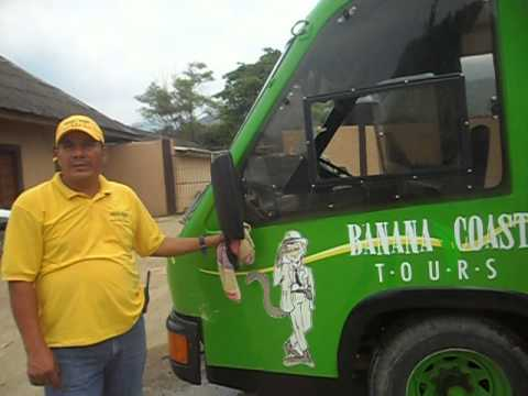 Banana Coast Tour, Trujillo Colon