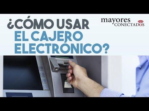 Mayores Conectados - ¿Cómo Usar El Cajero Electrónico?