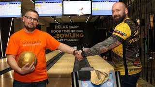 Trzecia kolejka Ostro³êckiej Ligi Bowlingowej w £ubudu