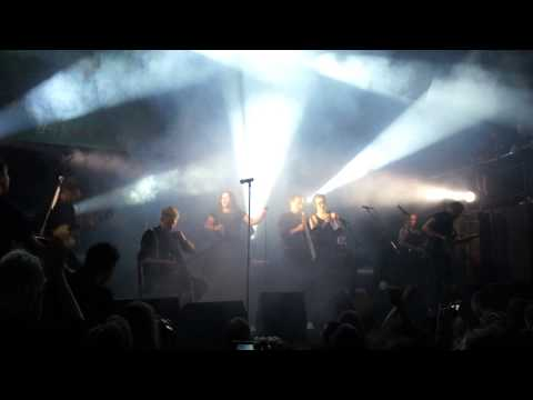Diablo Swing Orchestra - Lucy Fears the Morning Star (23.02.2013, Live,