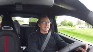 Fiat 500 Abarth driving review