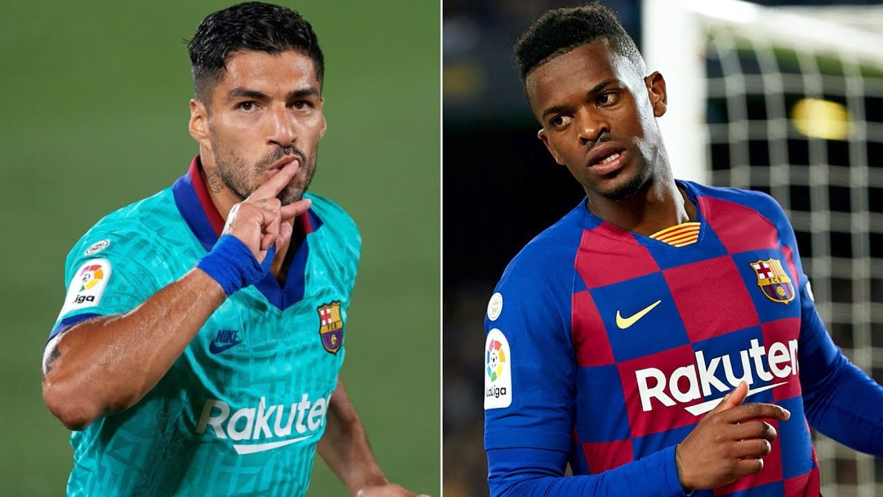 Download Luis Suarez set to join Atletico Madrid | Nelson Semedo set to sign for Wolves!