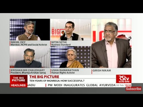 The Big Picture - 10 years of MGNREGA: How successful?