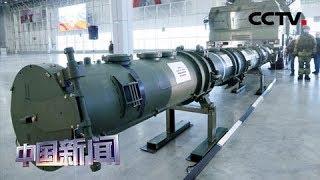 [中国新闻] 俄罗斯提议北约暂缓部署中短程导弹 | CCTV中文国际