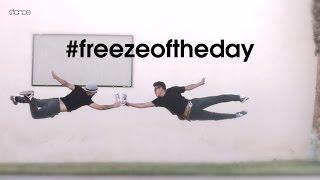 RJ - #FreezeOfTheDay ft. TOKiMONSTA // Jabbawockeez.PRiSM // Super Cr3w
