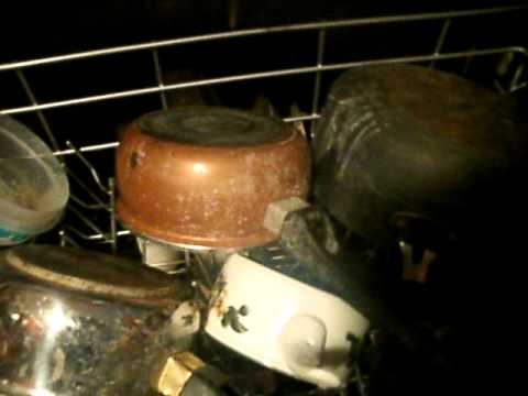 Brand New KitchenAid Dishwasher Does Not Clean Dishes   YouTube