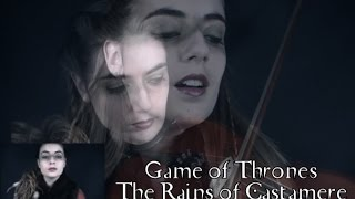 Juego de Tronos - The Rains of Castamere | Cover by Aries [subtítulos]