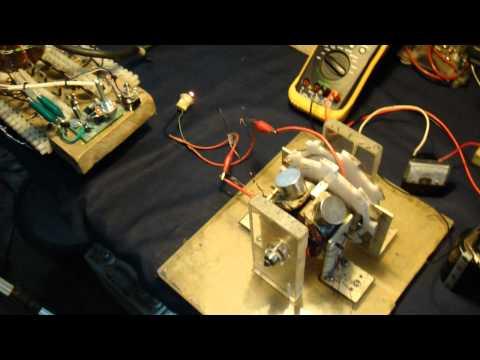 Mini Lockridge test device