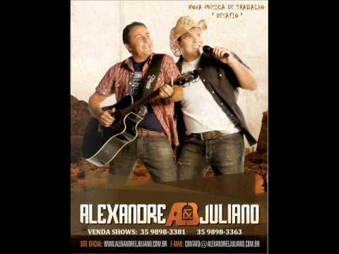 DESAFIO – ALEXANDRE & JULIANO – MUSICA NOVA 2012