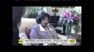 Alan Duke talks about his visit with Katherine Jackson