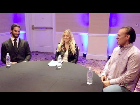 Seth Rollins reunites with Sting