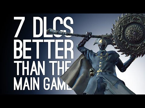 7 DLCs That Were Better Than The Main Game
