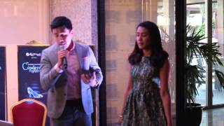 Karylle and Christian Bautista Sing '10 Minutes Ago' from Cinderella