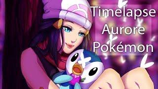 Timelapse - Dawn Pokemon Sinnoh