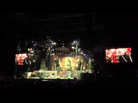 Iron Maiden - Tears Of A Clown - Le Sports Center Beijing - 2016/04/24 - The Book Of Souls World To