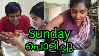 My sunday special vlog|Easy Fish biriyani in malayalam|Easy snack for kids|Asvi Malayalam