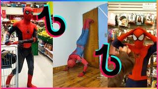 MELHORES TIKTOKS DO HOMEM ARANHA TIKTOK   #3 (@spider_slack)