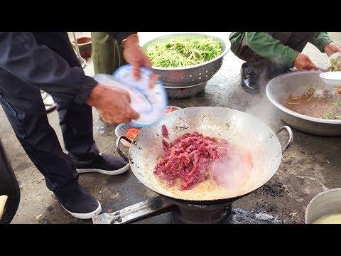 BEEF Stir Fry for 100 People Relatives Gathering - Vietnam street food - Street food in Vietnam