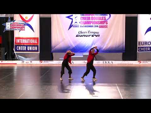 119 JUNIOR DOUBLE CHEER HIP HOP Fatin   Krivacheva BIKSBIT FAM RUSSIA