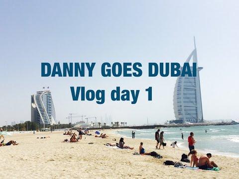 DANNY GOES DUBAI #1 Burj Al Arab, Jumeira Beach | Danny Yu