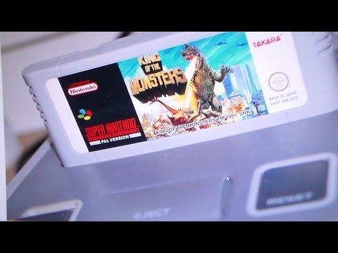 [Bierbaron Classic Review] EPISODE 19 - King Of The Monsters, SNES (Deutsch, German)