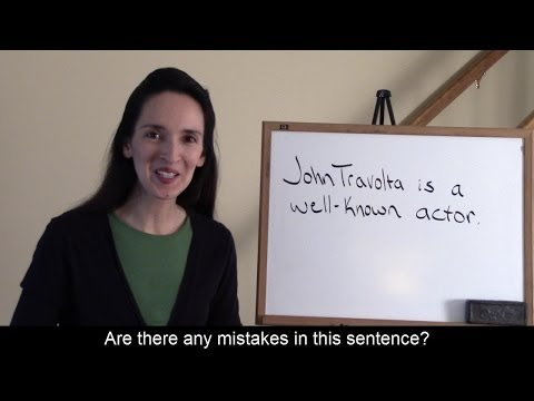 English Writing Skills 7: Parentheses, Dashes, And Hyphens (Part 1 Of 2)