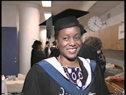 World Maritime University Graduation Ceremony 1995 pt 1