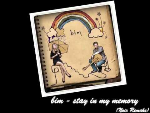 Bim - Stay in my memory (Noir remake)