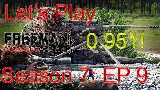 """Let's Play Freeman Guerrilla Warfare Season 7 episode 9: """"0.951!"""""""