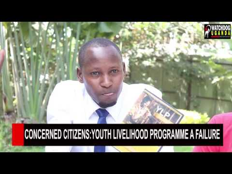 Youth livelihood programme is a failure and it has since increased unemployment among the youth.