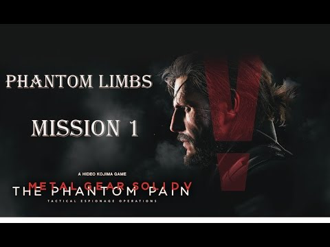 metal gear solid 5 the phantom pain - How to escape the