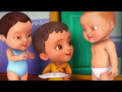 Tai Tai Tai - Uncle Ghar Kids Song | Hindi Kids Songs & Poems| Infobells