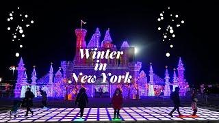 Winter in New York- Top 7 Activities