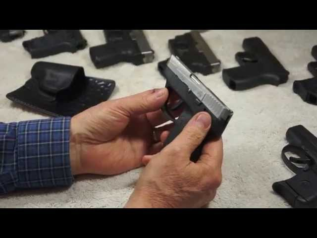 Taurus TCP738 Uncle George's Wallet Holsters - clipzui com