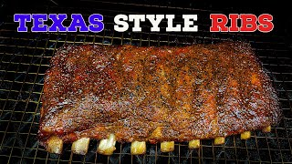 Фото How To Smoke Texas Style Ribs On A Pellet Grill | Pit Boss Pellet Grill Smoked Ribs