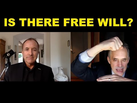Michael Shermer  Jordan Peterson: Is There Free Will?