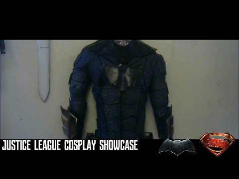 Justice League Cosplay Showcase
