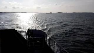 Beta Mati Rasa. Tanjung Uban to Batam
