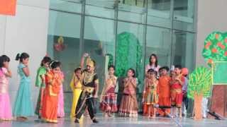 Pal Pal hai Bhari -LVS Vijay Dashmi Dance Play.