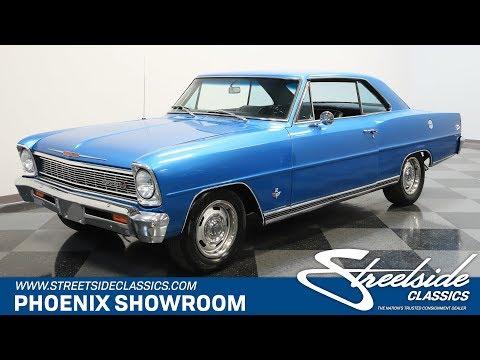 1966 Chevy Nova SS For Sale | 91-PHX