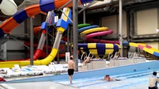 Волновой бассейн, аквапарк