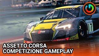Assetto Corsa Competizione: 45 minuti di gameplay!