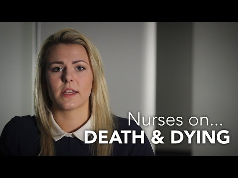 Nurses On Death And Dying